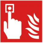 Fire Alarm 100X100Mm S/A Kf68B/S (Pack of 5)